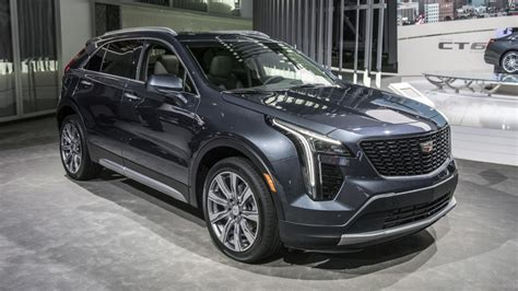 2019 Cadillac St4 by 2019 Cadillac Xt4 Crossover Will Battle Lincoln Mkc After