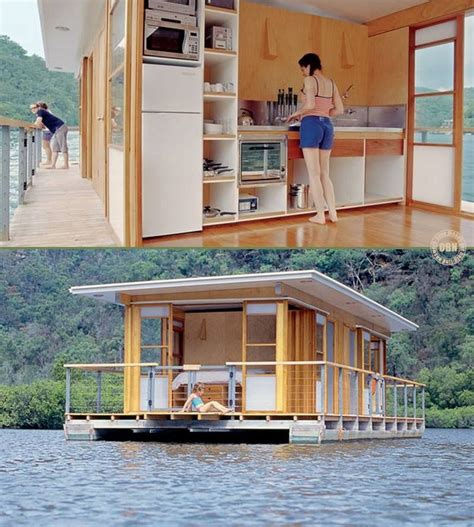 Houseboat Living On Pinterest Dutch Barge Houseboats