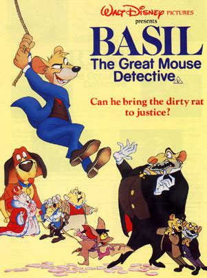 The Temporary Detective the great mouse detective at scratchpad the home of