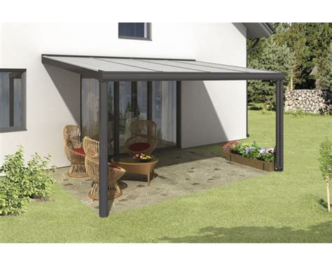 terrasse vergrößern toiture pour terrasse skan holz genua 434x307 cm