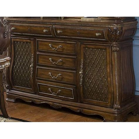 sovereign bedroom furniture 57007 51 aico furniture sovereign dining room sideboard