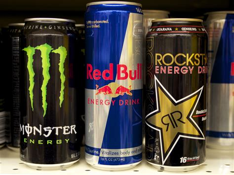 energy drinks and energy drinks do they work are they for you one