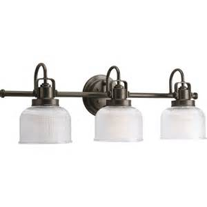 Light Fixtures Bathroom Vanity Progress Lighting P2992 74 Archie Vanity Light