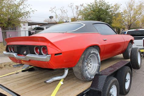 camaro 1971 for sale 1971 camaro project project cars for sale