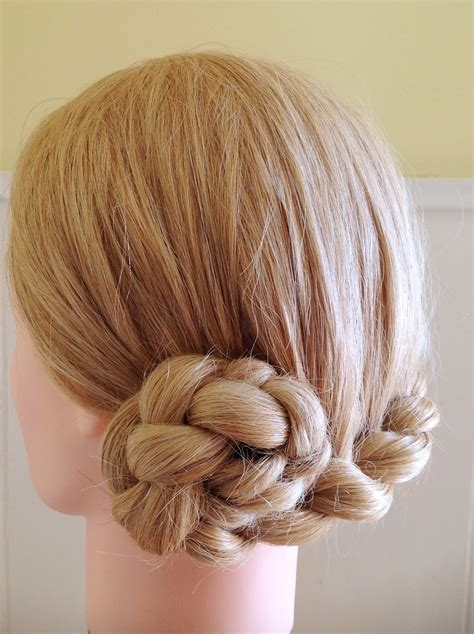 how to do a bun with a decorative comb how to do a bun with a decorative comb how to do a low