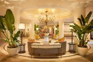 Spa Inspired Bathroom Ideas Picturesque Hotel Lobby Interior Completed With Green