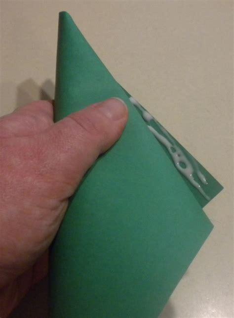 Make Paper Cones - handmade paper cones macaroni kid