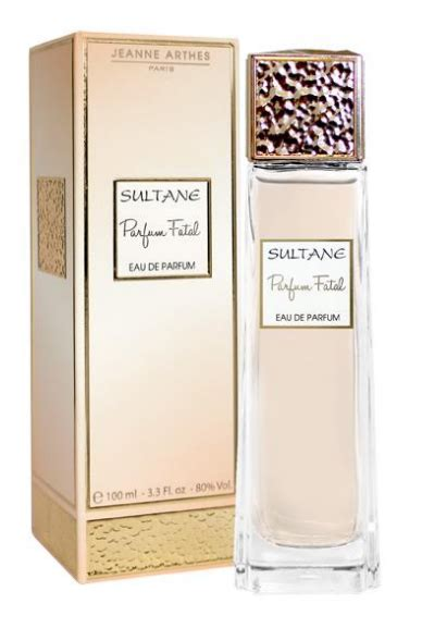 Parfum Jeanne Arthes jeanne arthes sultane parfum fatal reviews and rating