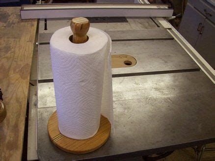 How To Make A Wooden Paper Towel Holder - wooden paper towel holder all