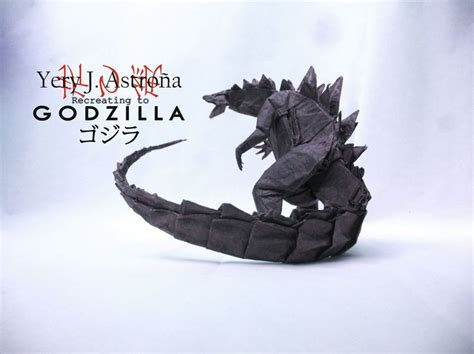 origami godzilla tutorial 1000 images about origami on pinterest origami paper