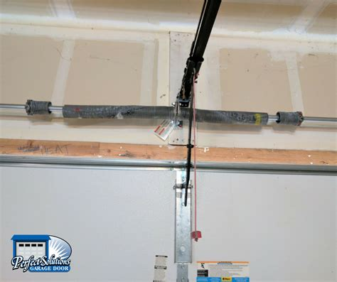 Garage Door Spring Repair Garage Door Torsion Springs Garage Door Broken Torsion