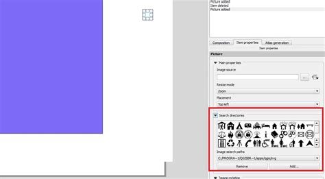 qgis layout north arrow add image doesn t provide north arrow directory in qgis