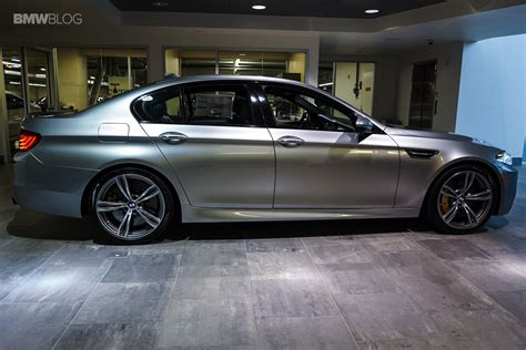 bmw metal real photos of the 2016 bmw m5 metal silver