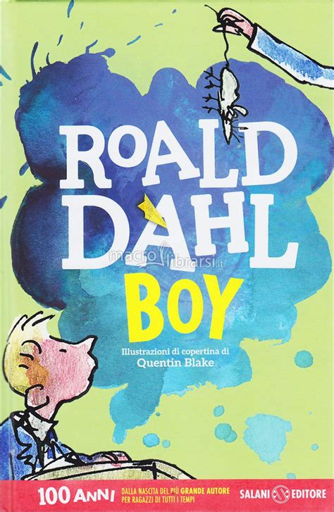 libro the boy in the boy roald dahl