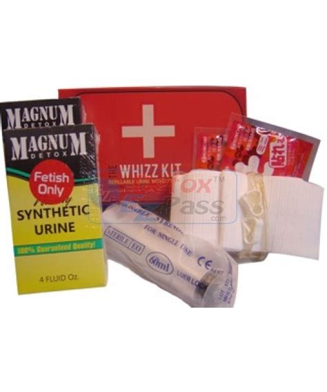 Magnum Detox Novelty Synthetic Urine Reviews by Whizz Kit Refillable 3 Oz Belt 2 4 Oz Magnum Synthetic