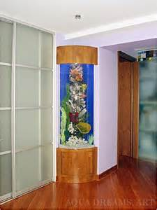 Delightful Pictures Of Small Modern Kitchens #9: Aquarium-for-the-bedroom-02.jpg