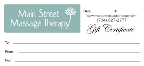 therapy gift certificate template 790px