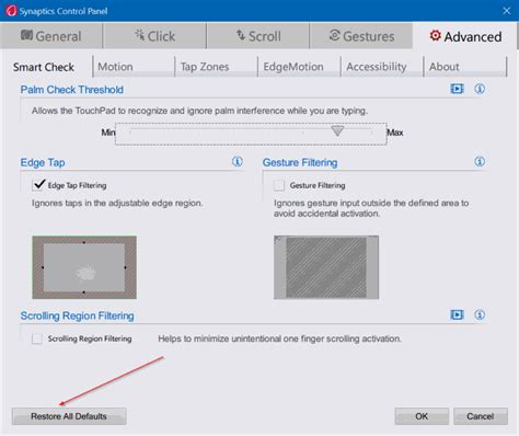 resetting wifi settings windows 10 how to reset touchpad settings in windows 10