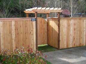 driveway wood fence gate design ideas bamboo fence ideas