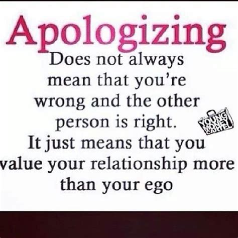 apology quotes quotation inspiration