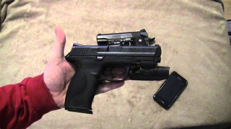 best handgun for home defense