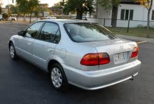 1999 honda civic lx 4d sedan moonroof