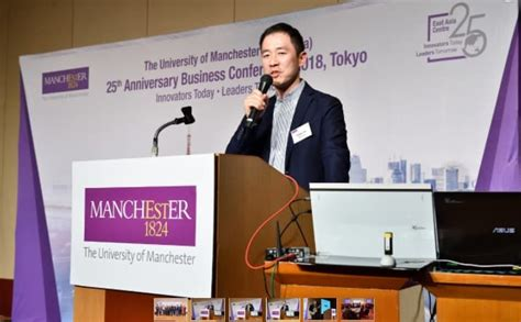 Manchester Mba Singapore by The Of Manchester East Asia 25th Anniversary