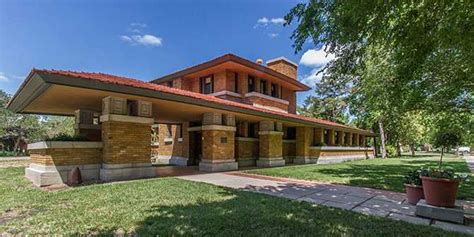 frank lloyd wright house designs where to see frank lloyd wright innovation in wichita