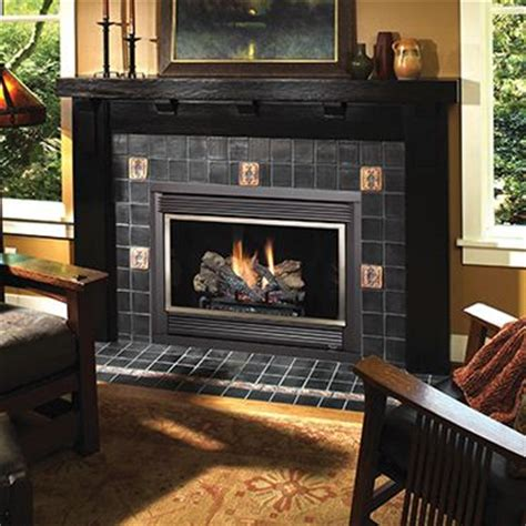 avalon fireplace inserts the seattle ss space saver deluxe gas fireplace by