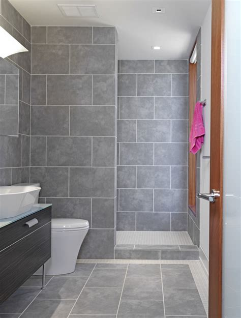 Tile Shower Without Door Bathroom Shower Littletownbigcity