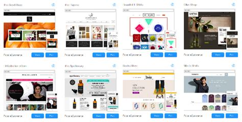 wix ecommerce templates 8 tools to sell your goods services