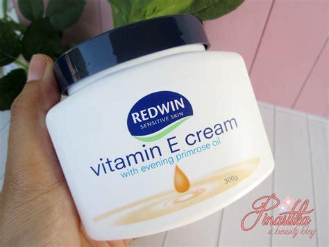 Redwin Vitamin E With Evening Primrose Kulit Lembut Kencang pinastika redwin vitamin e with evening primrose review