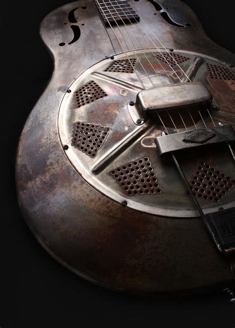 Handmade Resonator Guitars - 301 moved permanently