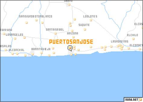 san jose guatemala map san jos 233 guatemala map nona net
