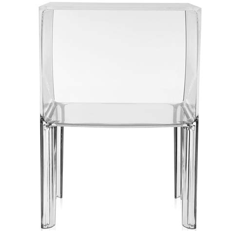 comodini kartell ghost buster kartell small ghost buster bijzettafel 40x37 flinders