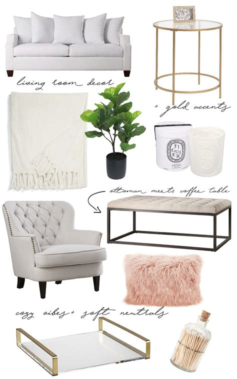 Living Room Accessories List Living Room Decor Wish List Fancy Things
