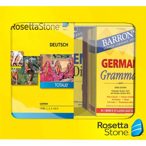 rosetta stone xbox one german rosetta stone version 4 totale german levels 1 5 bundle