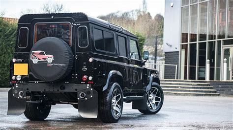 kahn land rover defender 110 land rover defender xs 110 gets kahn treatment drive