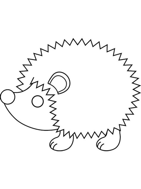 coloring page of a hedgehog hedgehog coloring pages download and print hedgehog