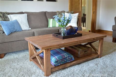 hometalk diy coffee table
