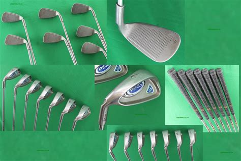 swing speed for x100 used ping g5 and i5 iron sets for sale