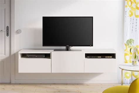 wall mount besta tv bench ikea besta corner solution recherche google meuble tv