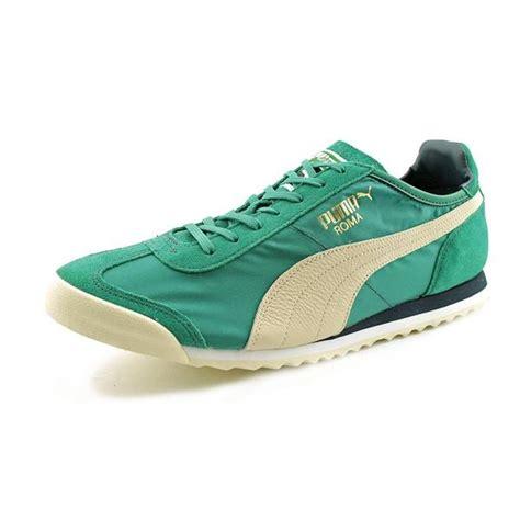 mens size 14 athletic shoes s roma slim basic textile athletic shoe