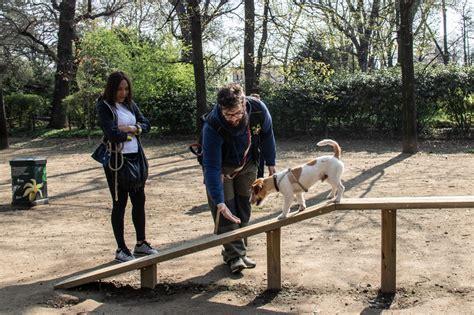 giardini per cani giardini indro montanelli inaugurato il parco giochi