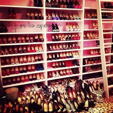 shoes heels zapatos tacones botas walking closet