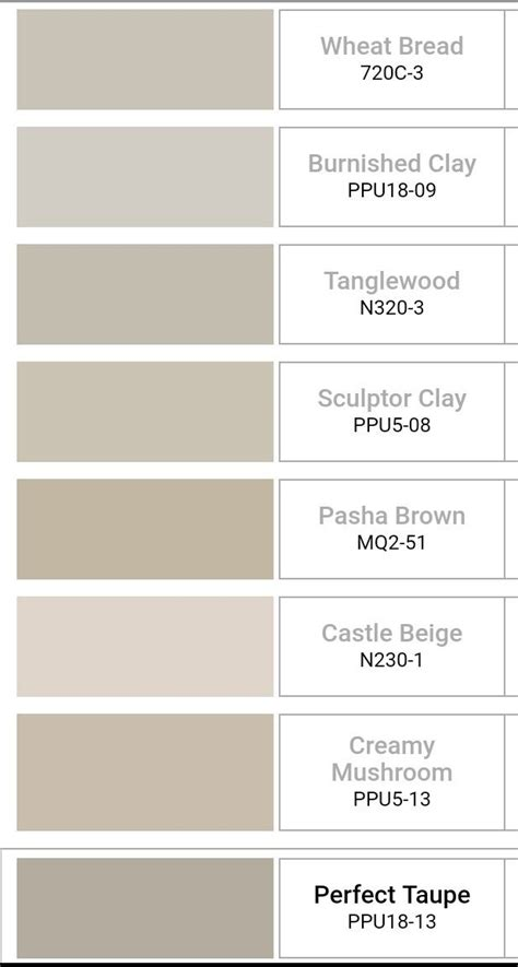 neutral house colors behr neutral paint colors for the home in 2019