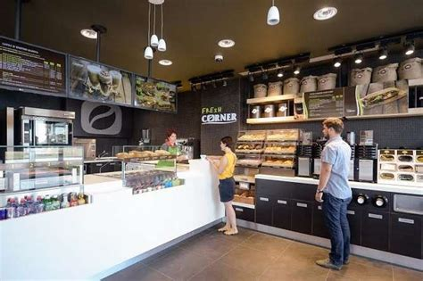 Hungarian group Mol launches new gas station/café