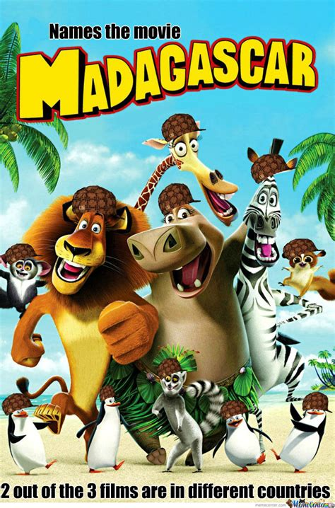 Madagascar Meme - madagascar by lolmonkey meme center
