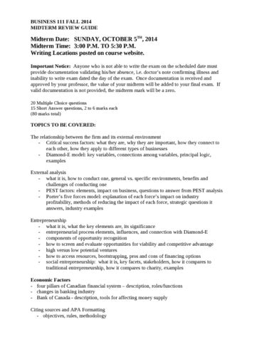 informal memo report sle bu111 notes the informal report exle and format