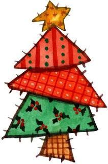 arboles infantiles de navidad para imprimir dibujos de
